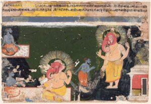 Ganapati Teaching